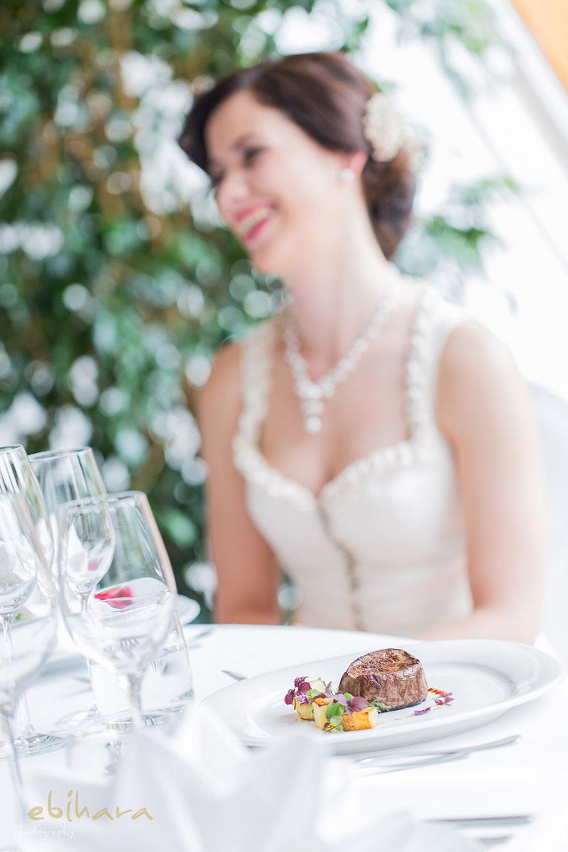 Hochzeit-Braut